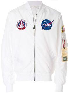 Alpha Industries куртка-бомбер MA-1