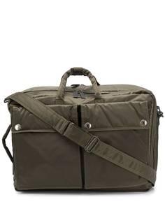 Porter-Yoshida & Co портфель с тремя отделениями из коллаборации с Porter