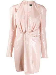 Tom Ford коктейльное платье с пайетками