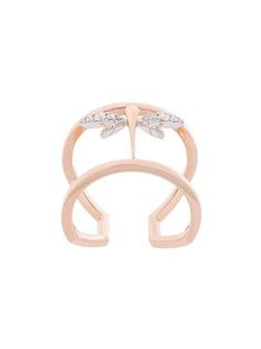 Anapsara кольцо с мини-стрекозой