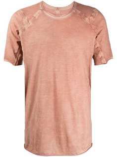 Isaac Sellam Experience футболка свободного кроя с короткими рукавами