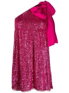 LIU JO коктейльное платье с пайетками