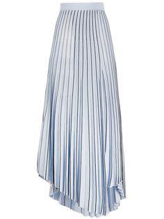 MRZ плиссированная трикотажная юбка