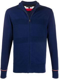 Tommy Hilfiger спортивная куртка с полосками