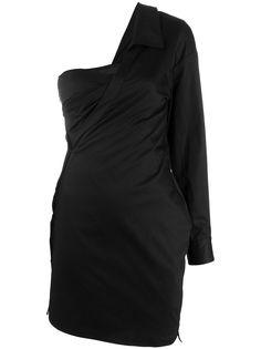 RtA коктейльное платье на одно плечо