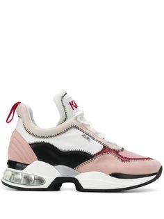Karl Lagerfeld кроссовки на массивной подошве