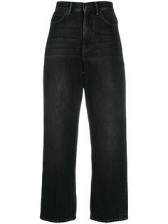 Acne Studios укороченные джинсы 1993 прямого кроя