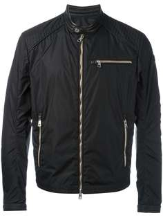 Moncler легкая куртка на молнии