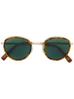 Canali солнцезащитные очки в круглой оправе