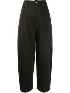 Société Anonyme зауженные брюки с завышенной талией