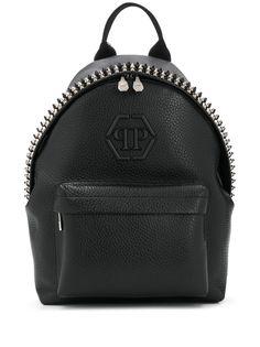 Philipp Plein рюкзак с заклепками и логотипом