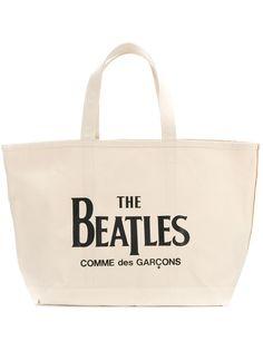 The Beatles X Comme Des Garçons сумка-тоут Beatles