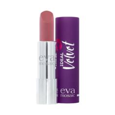 Eva Mosaic помада для губ Ideal Velvet матовая, оттенок 14