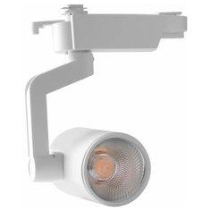 Трековый светильник-спот Arte Lamp Traccia White A2310PL-1WH