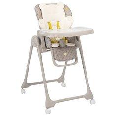Стульчик для кормления Happy Baby William Pro серый