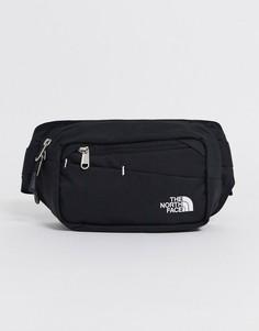 Черная сумка-кошелек на пояс The North Face Bozer-Черный