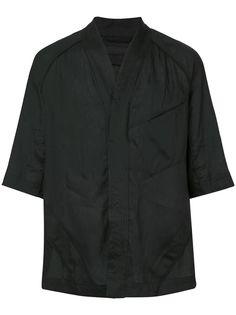 Abasi Rosborough рубашка с короткими рукавами Desert