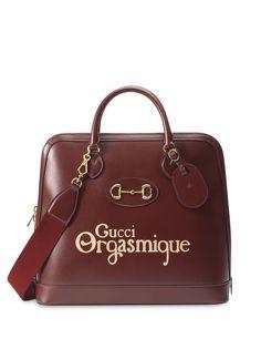 Gucci дорожная сумка 1955 Horsebit