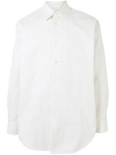 Jil Sander рубашка с длинными рукавами