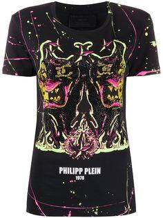 Philipp Plein футболка Rorschach