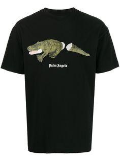 Palm Angels футболка с принтом