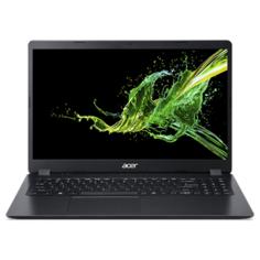 "Ноутбук Acer Aspire 3 (A315-42-R9G7) (AMD Ryzen 3 3200U 2600MHz/15.6""/1366x768/4GB/128GB SSD/DVD нет/AMD Radeon Vega 3/Wi-Fi/Bluetooth/Windows 10 Home) NX.HF9ER.006 черный"