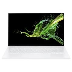 "Ноутбук Acer Swift 7 (SF714-52T-76X9) (Intel Core i7 8500Y 1500 MHz/14""/1920x1080/16GB/512GB SSD/DVD нет/Intel UHD Graphics 615/Wi-Fi/Bluetooth/Windows 10 Pro) NX.HB4ER.003 белый"