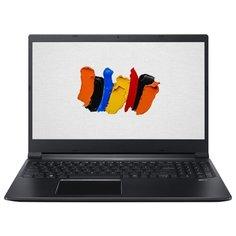 "Ноутбук Acer ConceptD 3 Pro (CN315-71P-79C6) (Intel Core i7 9750H 2600MHz/15.6""/1920x1080/16GB/1512GB HDD+SSD/DVD нет/NVIDIA Quadro T1000 4GB/Wi-Fi/Bluetooth/Windows 10 Pro) NX.C50ER.001 черный"