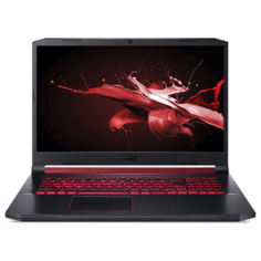 "Ноутбук Acer Nitro 5 AN517-51-734W (Intel Core i7 9750H 2600MHz/17.3""/1920x1080/8GB/512GB SSD/DVD нет/NVIDIA GeForce GTX 1050 3GB/Wi-Fi/Bluetooth/Windows 10 Home) NH.Q5EER.01H черный"