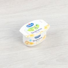 Паста творожная Савушкин продукт чизкейк 3,5% 120 г