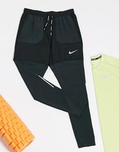 Черные джоггеры Nike Running phenom elite-Черный