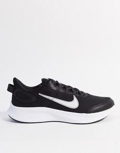 Черные кроссовки Nike Running Run All Day 2-Черный