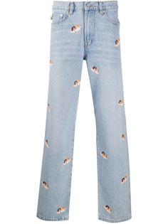 Fiorucci джинсы Angels Vito прямого кроя