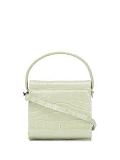 gu_de мини-сумка с тиснением под кожу крокодила