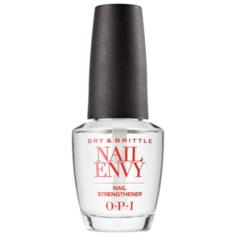Средство для укрепления ломких ногтей OPI Nail Envy - Dry & Brittle, 15 мл