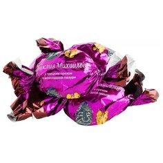Конфеты Озерский сувенир Чернослив Михайлович с грецким орехом в шоколадной глазури 1000 г