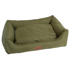 Лежак для собак и кошек Katsu Sofa Opi 102х93х21 см хаки