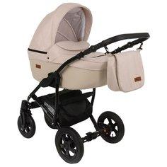 Универсальная коляска Pituso Confort (2 в 1) Светло-бежевый/светло-бежевый
