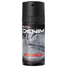 Дезодорант-спрей Denim Black, 150 мл