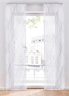 Японская штора с принтом (1 шт.) Bonprix