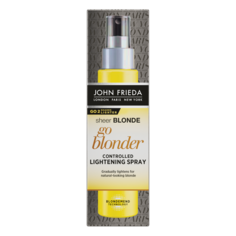 Осветляющий спрей Sheer Blonde Go Blonder для волос 100 мл John Frieda
