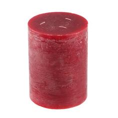 Свеча красная Sunford Без аромата 15х20см