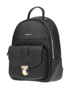 Рюкзаки и сумки на пояс Twinset