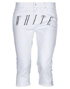 Джинсовые брюки-капри Off White™