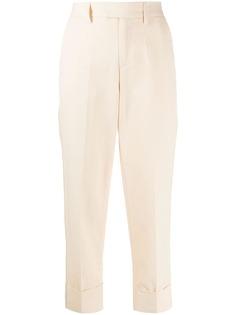 Zadig&Voltaire укороченные зауженные брюки
