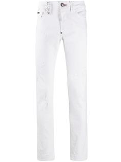 Philipp Plein джинсы скинни Star
