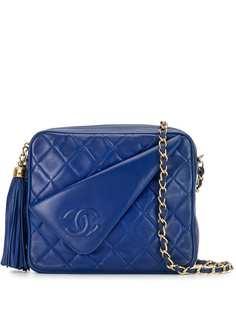 Chanel Pre-Owned сумка на плечо 1990-х годов с клапаном