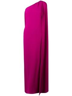Stella McCartney вечернее платье на одно плечо