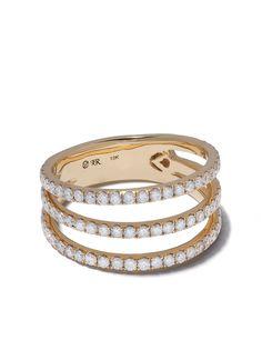 Loree Rodkin золотое кольцо с бриллиантами