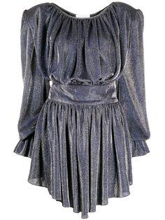 NERVI коктейльное платье Betty с люрексом